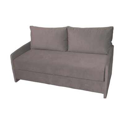 Happel Reclining Sofa Upholstery: Beige
