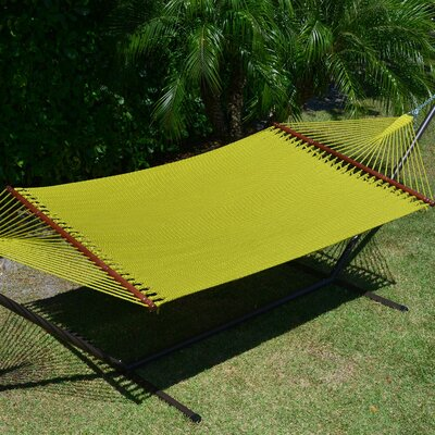 Caribbean Hammock with Stand Color: Olive
