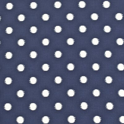 Ikat Dot Sunshine Beads Ottoman bp20c3017