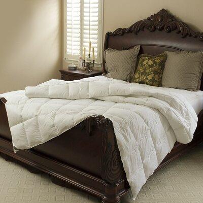 Victoria All Season Down Alternative Comforter Size: Twin