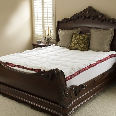 Big and Soft Quilted Fiberbed Size: Full