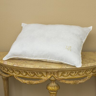Countess Embroidered Polyfill Pillow Size: King