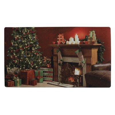 Christmas Scenes Doormat
