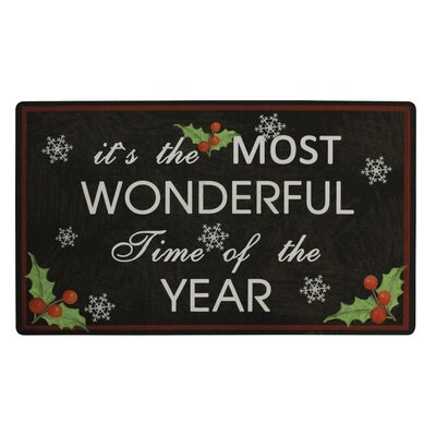 Its the Most Wonderful Doormat