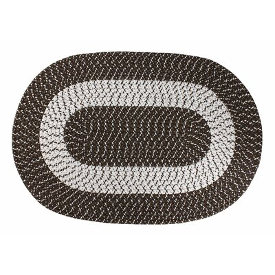 Indoor / Outdoor Area Rug Color: Brown