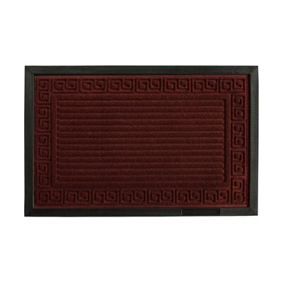 Stripe Engraved Doormat