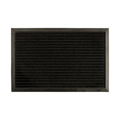 Stripe Engraved Doormat