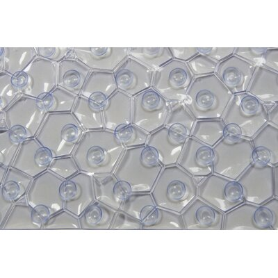 Non-Slip Bath Mat Color: White
