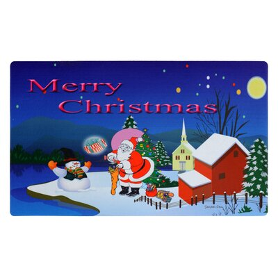 Merry Christmas Doormat