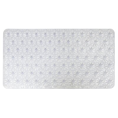 Non-Slip Shower Mat Color: White