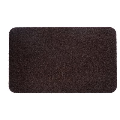 Doormat Color: Chocolate Brown