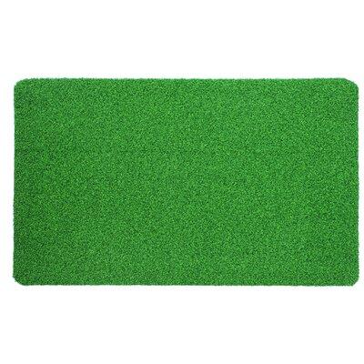 Doormat Color: Green