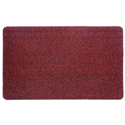 Doormat Color: Red