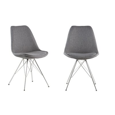 Side Chair Color: Gray