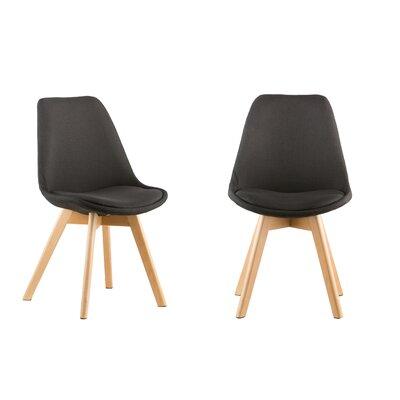 Side Chair Color: Black