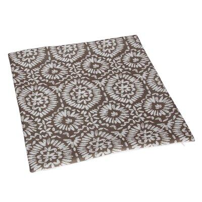 Decorative Throw Pillow Cover Color: Dark Gray