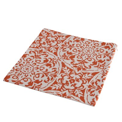 Decorative Throw Pillow Cover Color: Orange