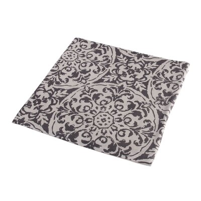 Decorative Throw Pillow Cover Color: Gray