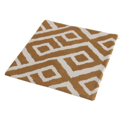 Decorative Throw Pillow Cover Color: Brown