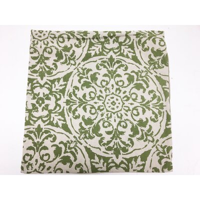 Decorative Throw Pillow Cover Color: Green