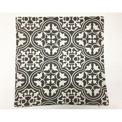 Decorative Throw Pillow Cover Color: Dark Gray