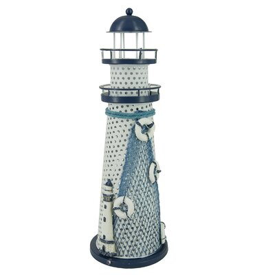 Ocean Lighthouse Multicolored LED Night Light