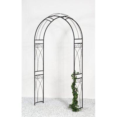 Rosenbogen Bella | Garten > Pflanzen > Pflanzkästen | Metall - Holz | TakashoEurope