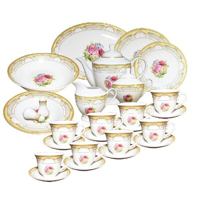 49 Piece Dinnerware Set G903B-49