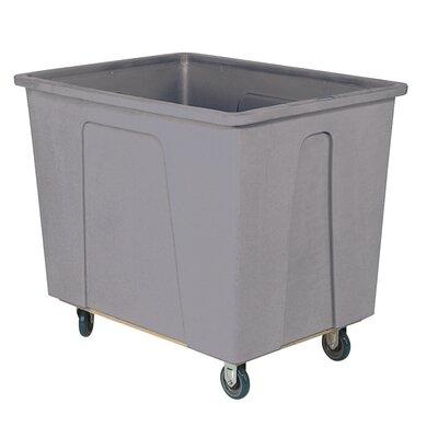 32 Gallon Plastic Box Truck Color: Grey 272503