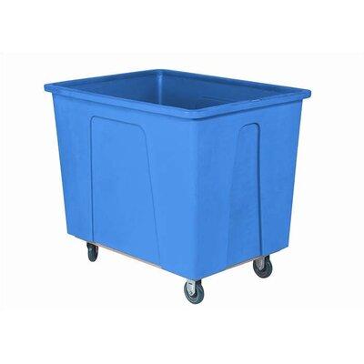 64 Gallon Plastic Box Truck Color: Blue 272509