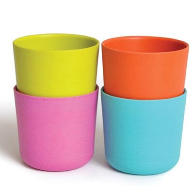 Boswell 8 oz. Bamboo Drinkware Set