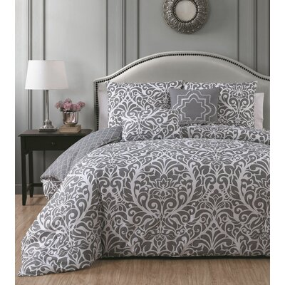 Madera 5 Piece Duvet Cover Set