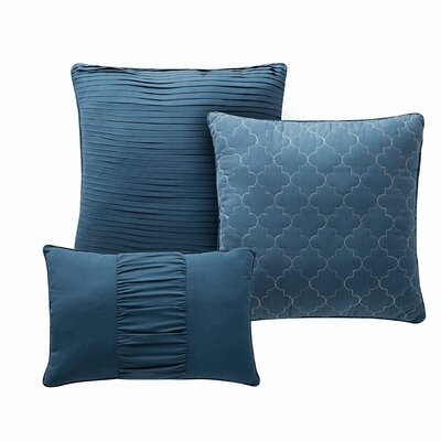 Makenna 7 Piece Reversible Comforter Set