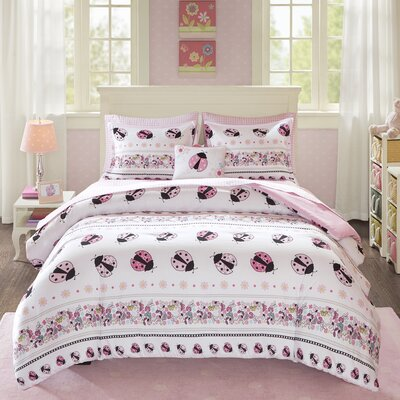 Justine Comforter Set Size: Twin