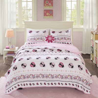 Justine Coverlet Set Size: Twin