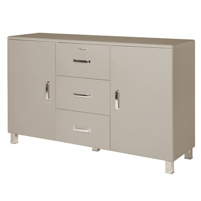 Miami Sideboard Color: Taupe