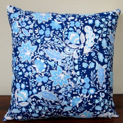 Sunshine Bellflower Indoor Pillow Cover