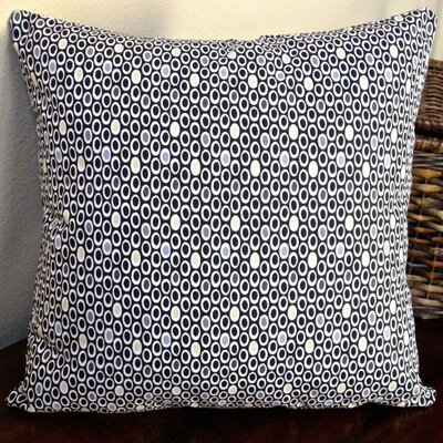 Colorful Geometric Dot Indoor Modern Cotton Throw Pillow
