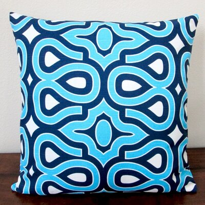 HGTV Home Turtle Shell Lapis Indoor Pillow Cover