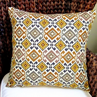 Geometric Southwestern Pillow Cover