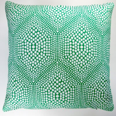 High End Bubbly Modern Geometric Pillow Cover