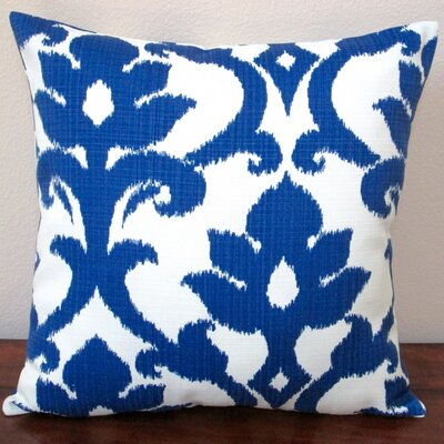 Basalto Modern Geometric Coastal Outdoor/IndoorThrow Pillow