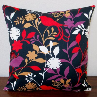 Birdie Indoor/Outdoor Pillow Cover