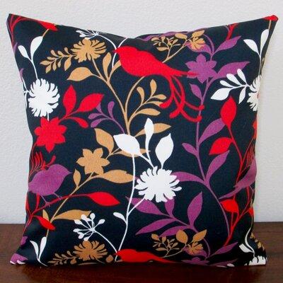 Birdie Indoor/Outdoor Pillow Cover