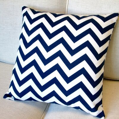 Chevron Indoor/Outdoor Pillow Cover