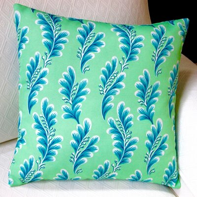 Tropical Island Seagrove Caribbean Indoor/Outdoor Pillow Cover