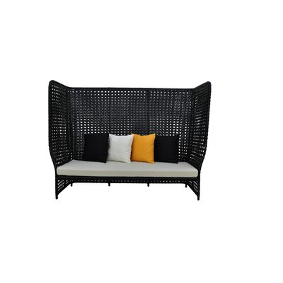 Magdalena Daybed Cushion Color: Cream