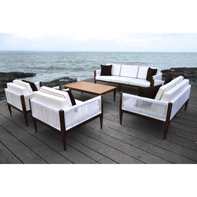 Check out the Freya Rattan Sofa Set Cushions Product Photo