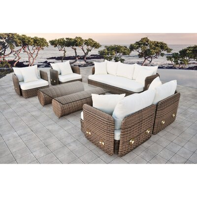 Novula 5 Piece Deep Seating Group