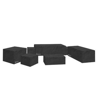 Lusso 7 Piece Sofa Cover Set